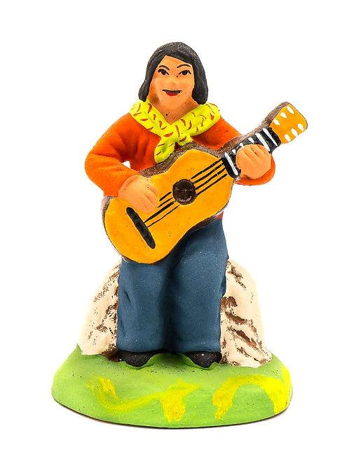 Gitan à la guitare N°2
