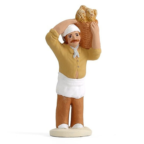 Boulanger Blanc 7cm