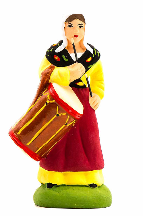 Femme Tambourinaire N°2