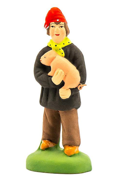Homme au Cochon N°2