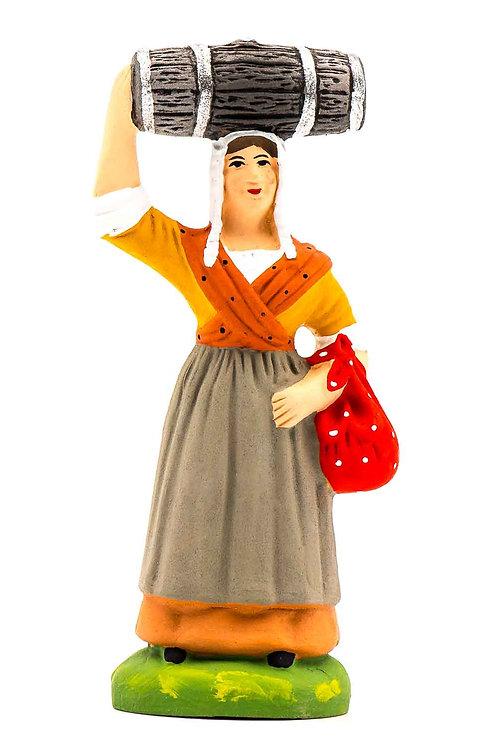 Femme au Tonnelet N°3