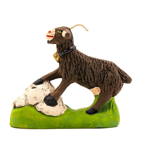 Chèvre qui broute N°2