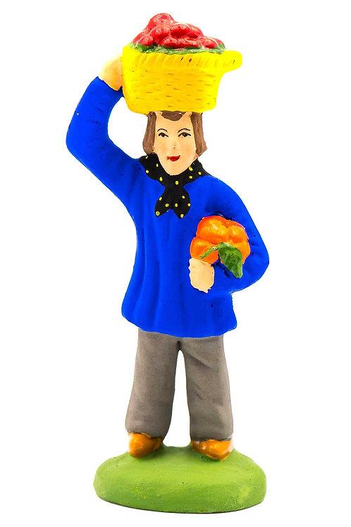 Homme aux Fruits N°2