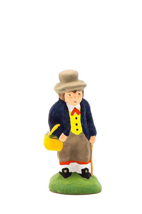 Monsieur Jourdan Puce