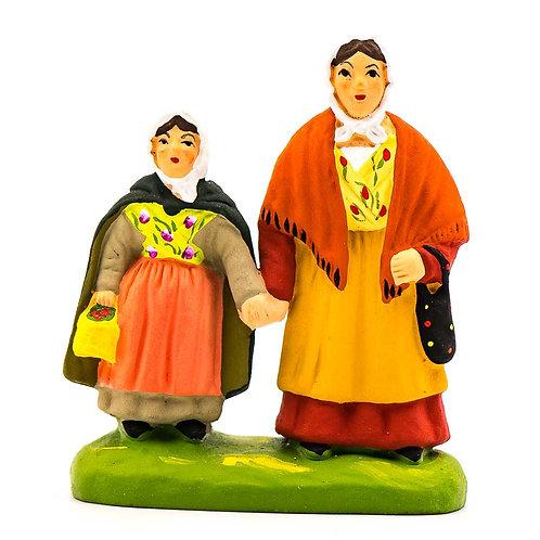 Couple de Bastidanes N°2