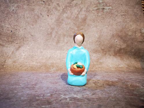 Homme aux Fruits Onillon