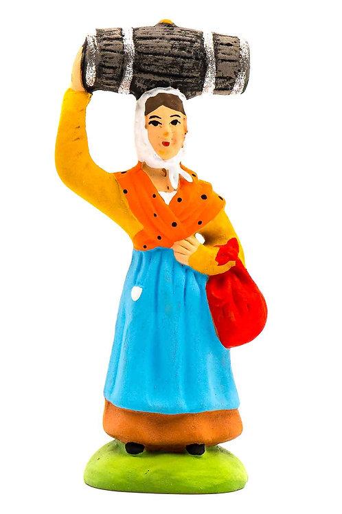 Femme au Tonnelet N°2