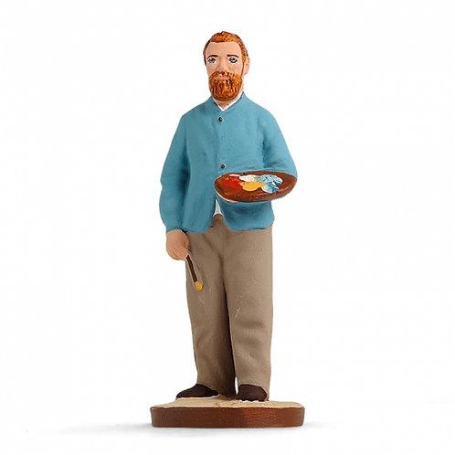 Vincent Van Gogh Couleur 7cm