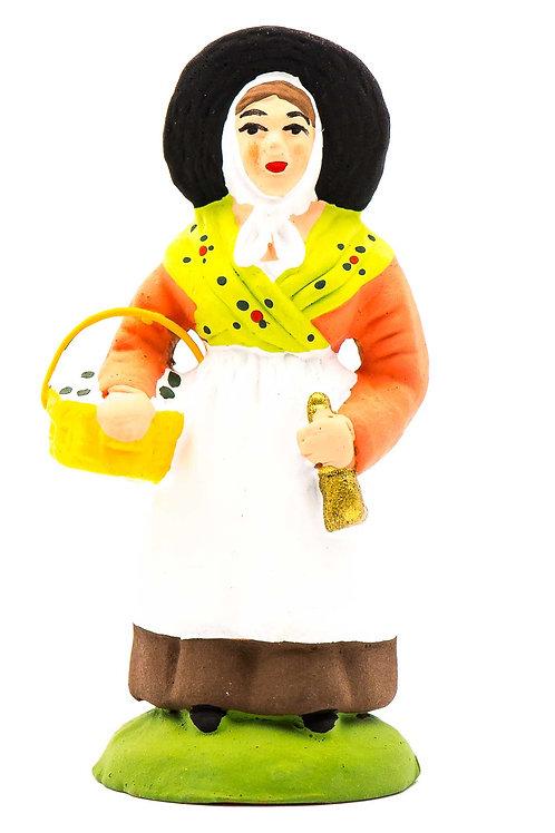 Femme à la Brousse N°2