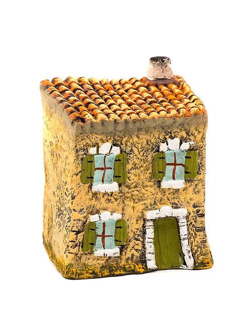 Maison Village Petit Modèle Puce
