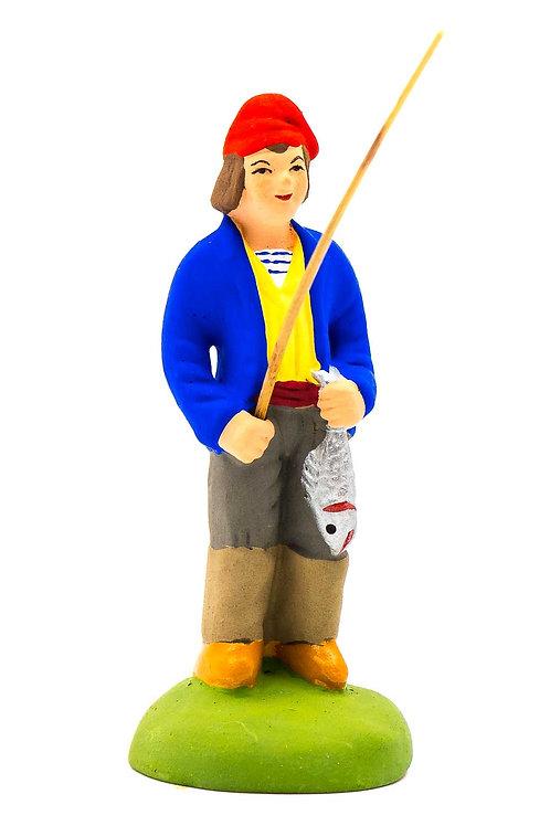 Pêcheur à la ligne N°2