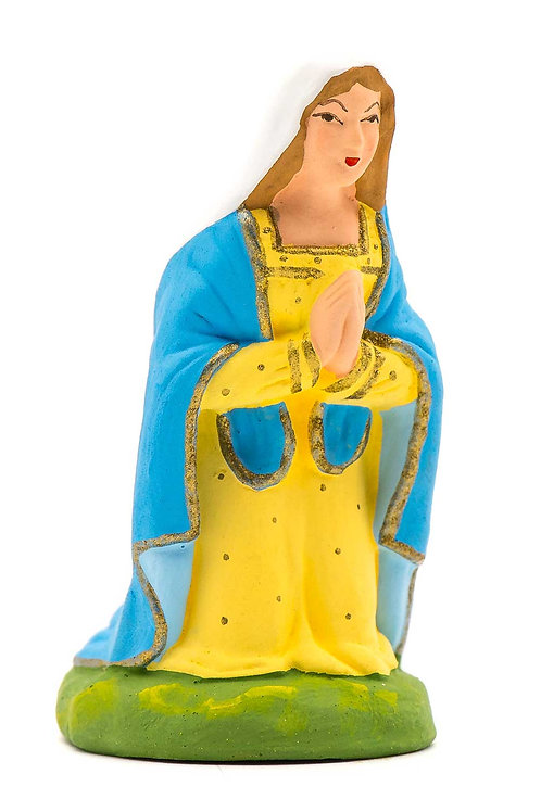Vierge à genoux N°3