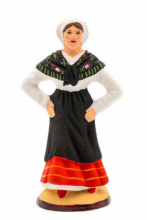 Danseuse Catalane N°3