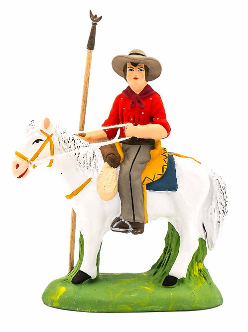 Gardian à cheval N°3