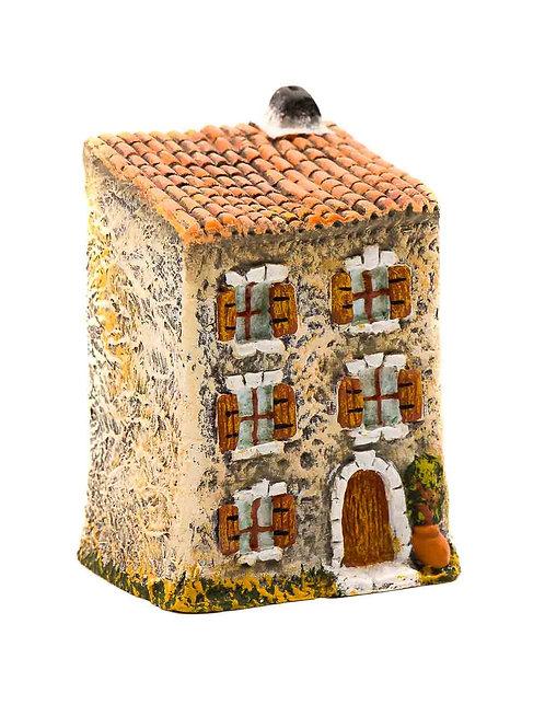 Maison Village Moyen Modèle Puce