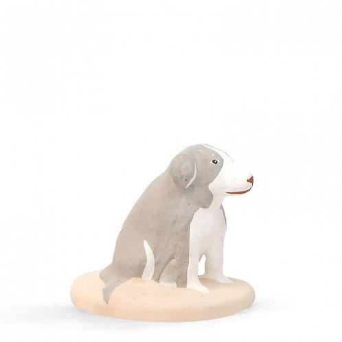 Chien Blanc 7cm
