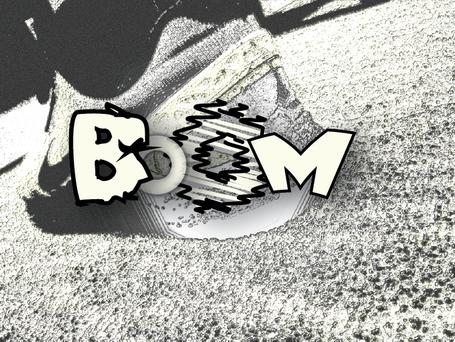 BOOM (Instrumental Cover Art)