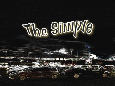 The Simple (Prod. by ReTro d.r.E) (Instrumental Cover Art)