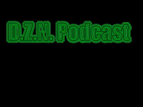 D.Z.N. Podcast Logo II