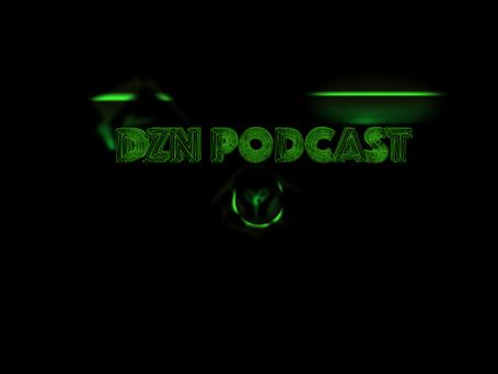 DZN Podcast Original Logo
