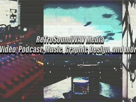 ReTroSoundWAV Media Banner