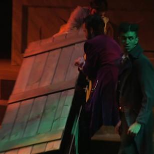 William Peace University Theatre Presents: Dracula