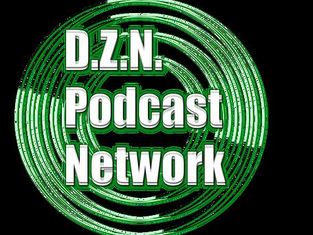 DZN Podcast Network Logo I