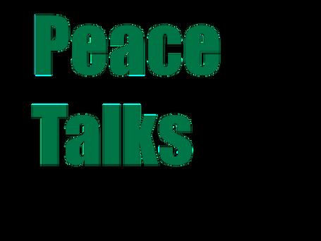 Peace Talks Rebrand Logo II
