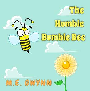 The Humble Bumble Bee Kindle Cover BookB