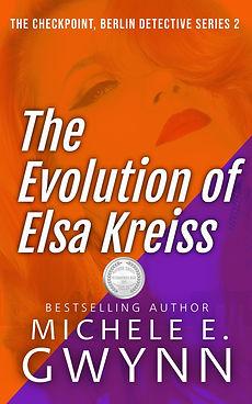Evolution of Elsa Kreiss Kindle Cover AW