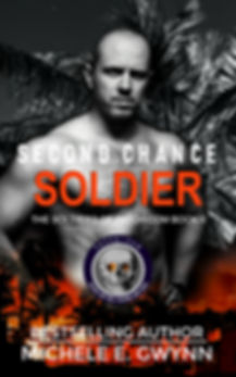 Second Chance Soldier PatchCom book I_1.
