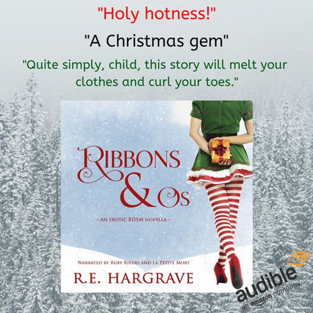 New Audio Ribbons and O's from RE Hargrave is here!