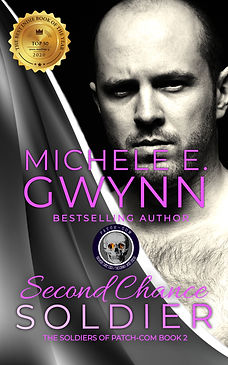 Second Chance Soldier Kindle Award BookB