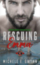 AAA Rescuing Emma Kindle Cover Green Ber