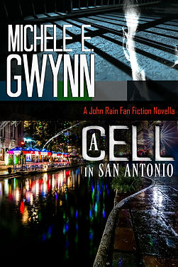 A Cell in San Antonio cover new colorful