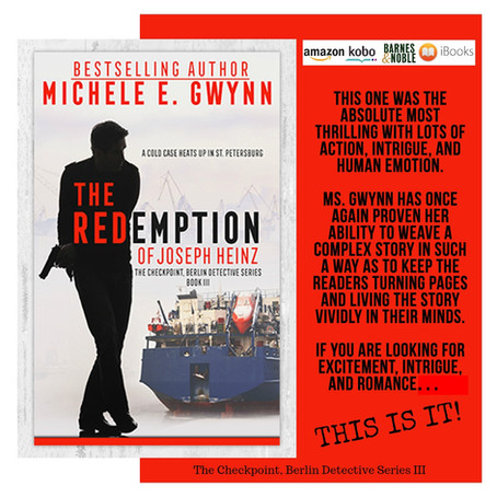 Redemption is Nominated Again!
