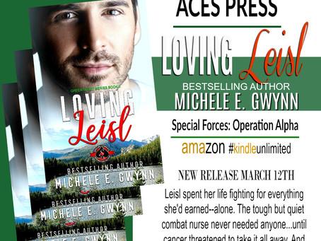 Loving Leisl Now on Pre-Order