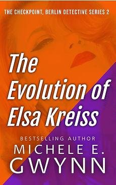 Evolution Kindle Cover BookBrushImage-20