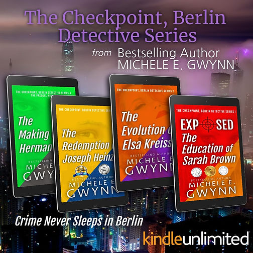 Checkpoint Series New Covers Teaser Book