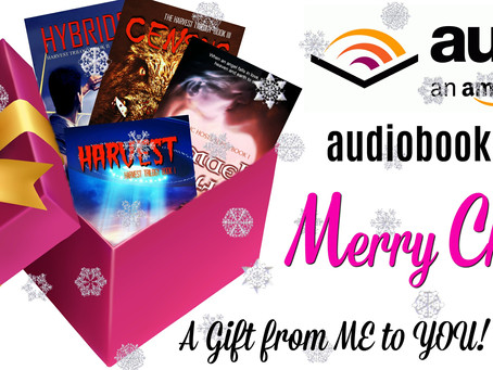 Flash Audiobook Giveaway!