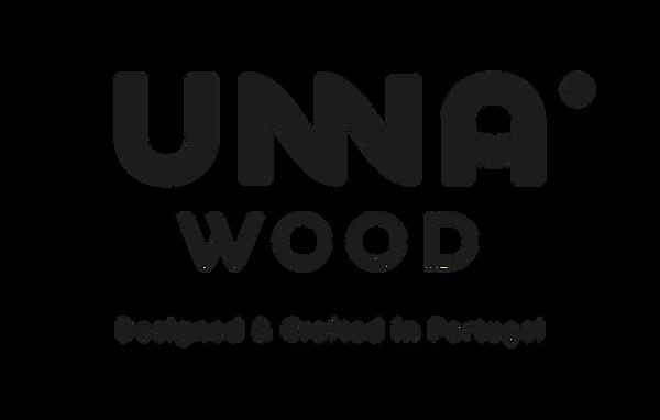 UNNA Wood Logo