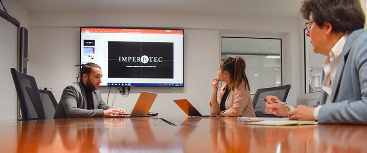 salle de réunion - réunion Impériatec_bd