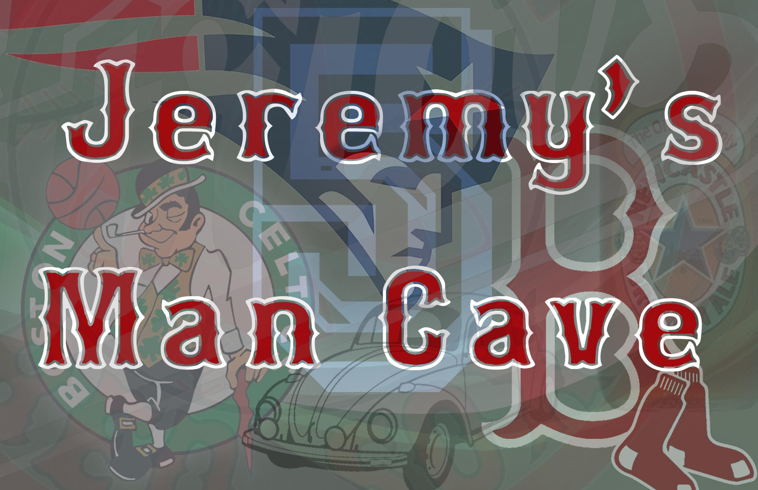 Jeremy's Man Cave