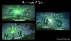 Araneas Altar
