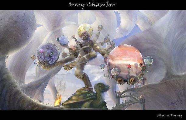 Orray of the Multiverse, by Shana Koenig