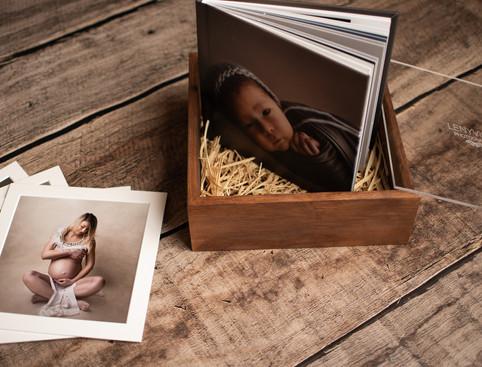Coffret Wood Box