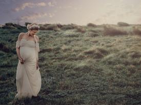 Séance Photo Maternité Plage | Charlotte | Wimereux