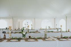 Tent Wedding Edmonton