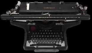 Vintage Typewriter Rental