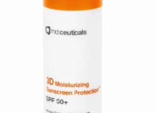 mdceuticals 3D Moisturizing Sunscreen Protection SPF50+
